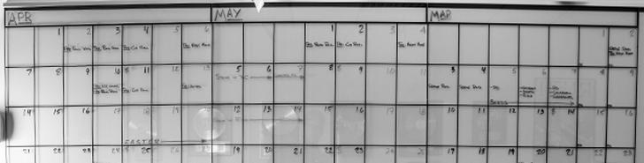 The Wall Calendar